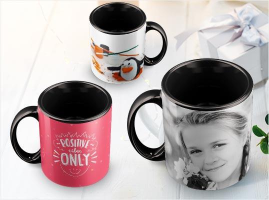 Magic Coffee Photo Mug