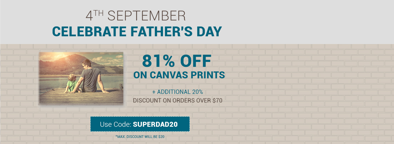 Fathers Day Canvasprints