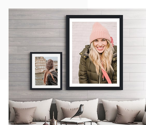 Display Art in Your Decor Through Custom Framed Prints