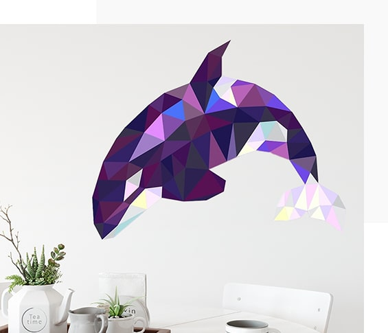 Decorate Homes the New Way- With Peel and Stick Wall Decals