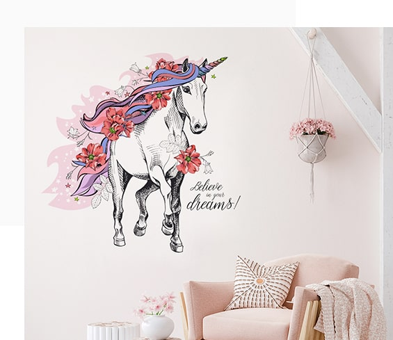 Decorate Your Place with Removable Wall Decals