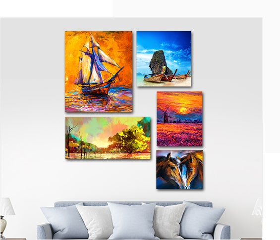 Give the Quality Your Photos Deserve Through Canvas