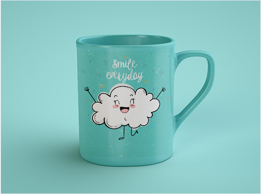 Customized Ceramic Coffee Mugs