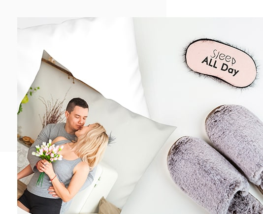 Personalised Photo Pillow Cases to Make Your Space Look Exotic