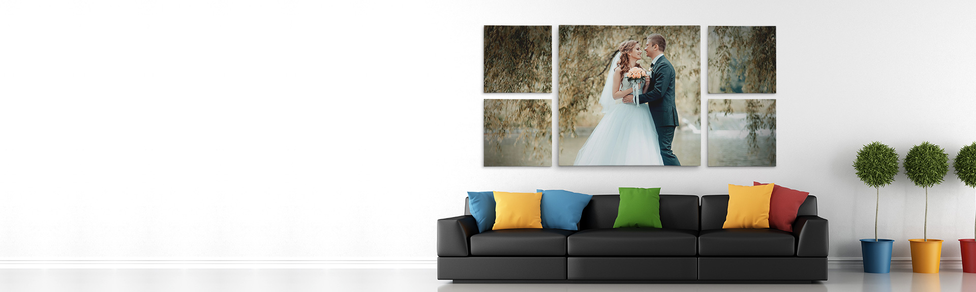 Multi Panel Canvas Prints