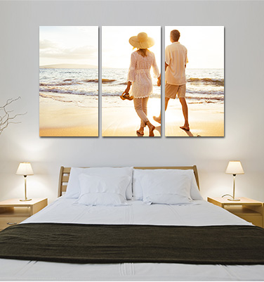 Personalised Split Canvas Prints