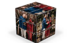 Custom Rubik Cube