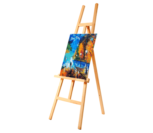 Key Features of Easels