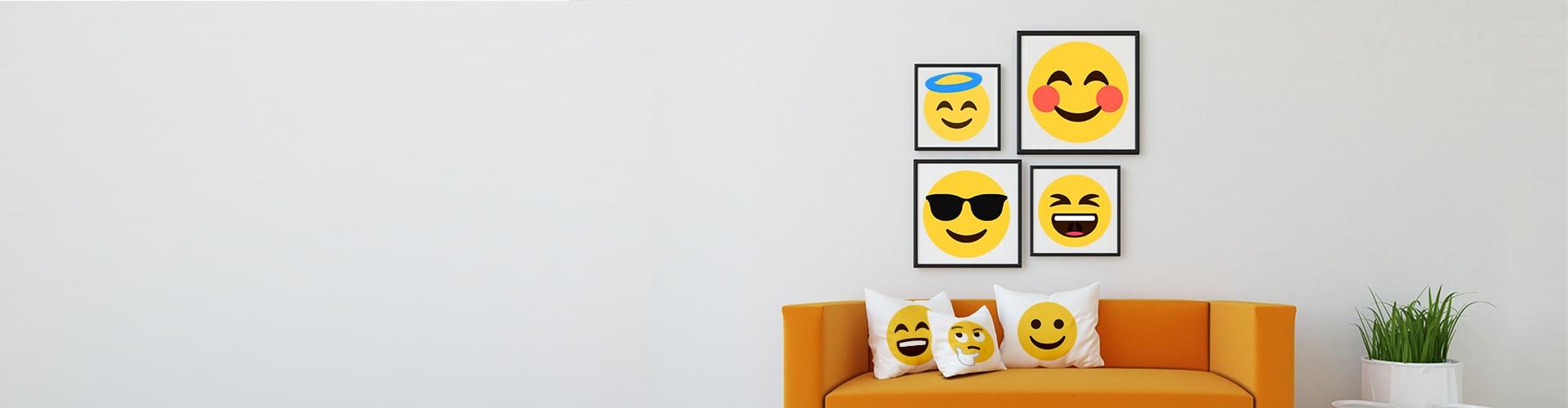 Emoji Canvas Prints