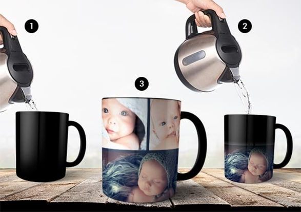 Give These Magic Mugs as Gifts