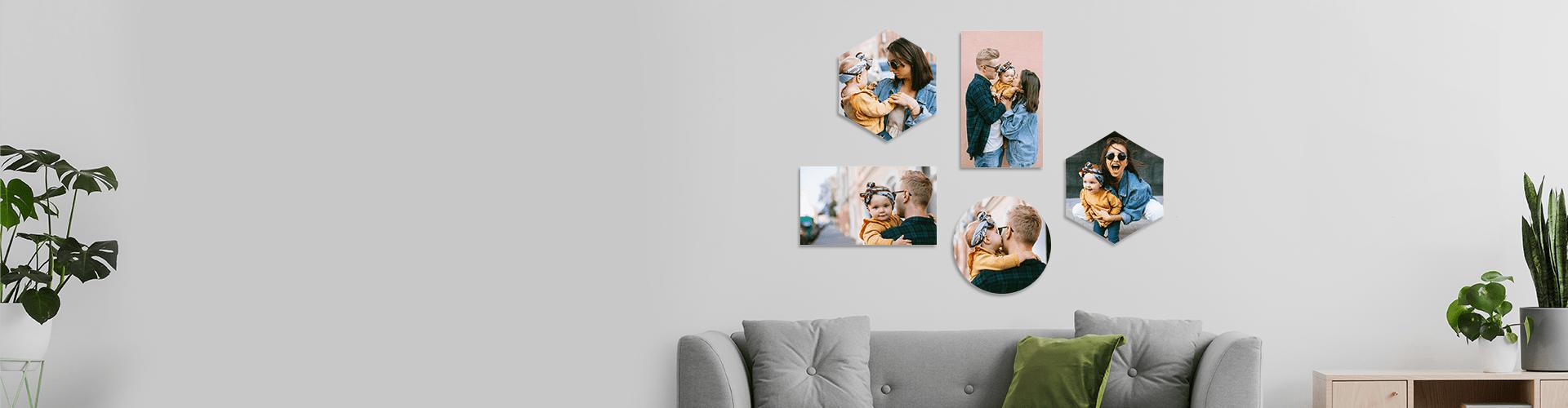 Custom Wall Tiles With Photo Prints