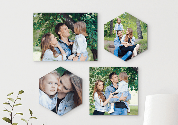 Personalised Photo Wall Tiles Details