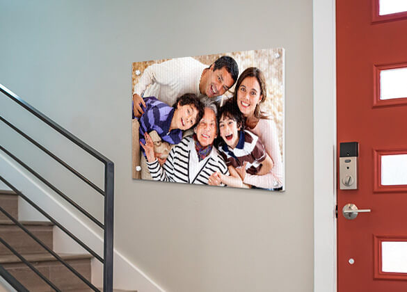 Where Do You Want to Display Your Stunning Photo Board?