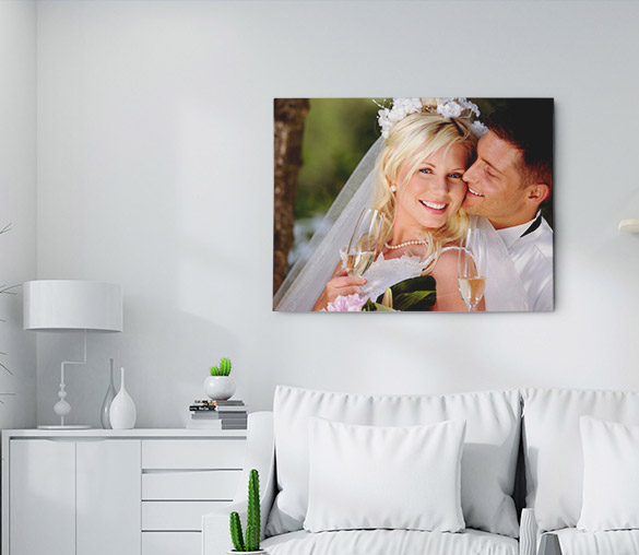 Custom Photos on Canvas of All Sizes