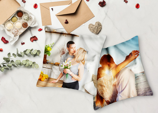 Create Custom Pillow Covers with CanvasChamp