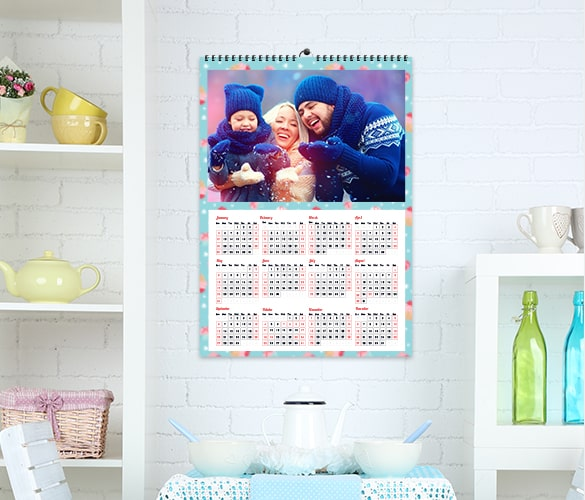 Poster Photo Calendars- One Size Does NOT Fit All