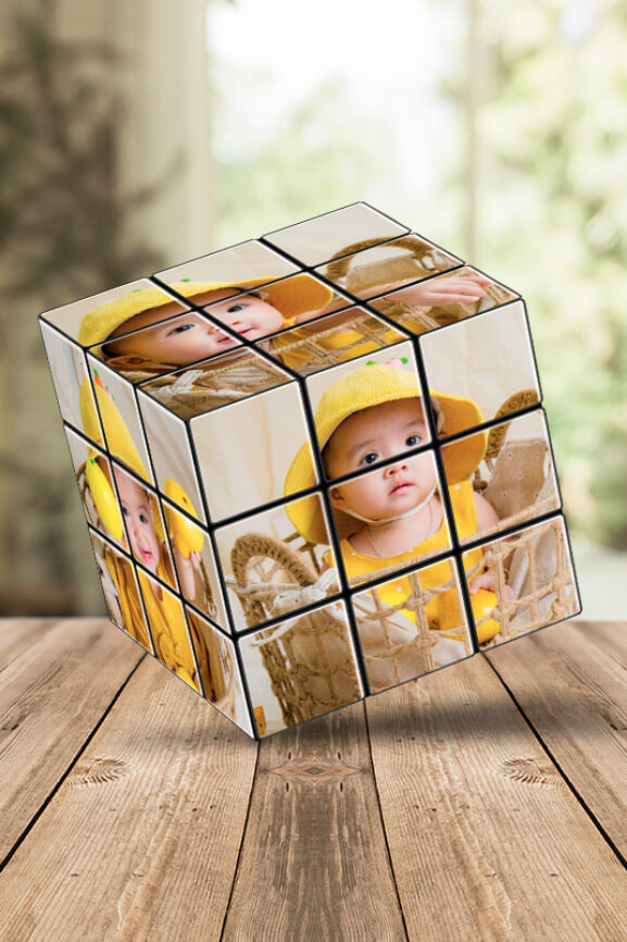 Personalize Rubik Cube - Let the magic begin!