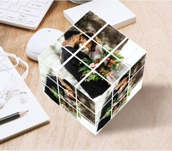 Custom Rubik's Cube - Let the 3D Puzzle Be More Challenging