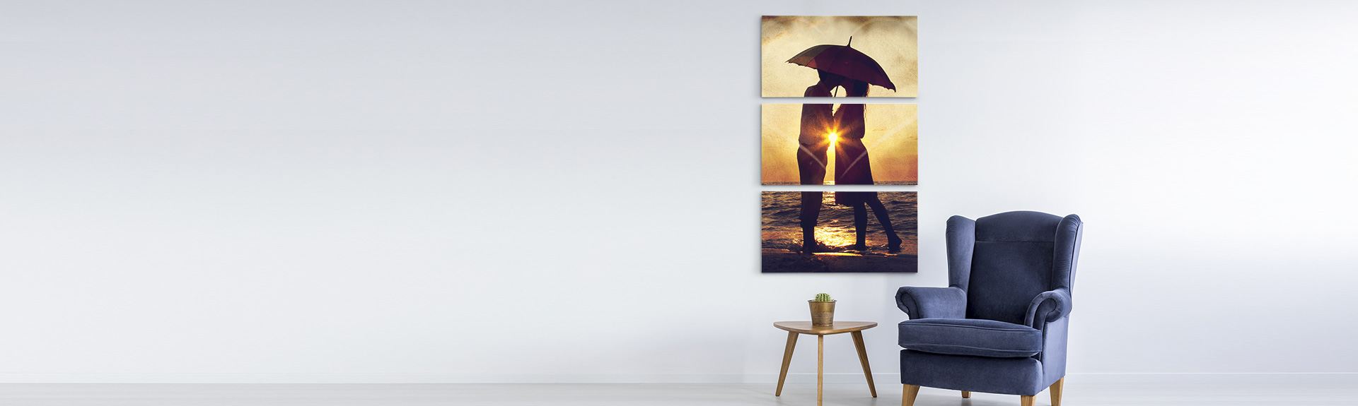 3 PANEL CANVAS PRINTS