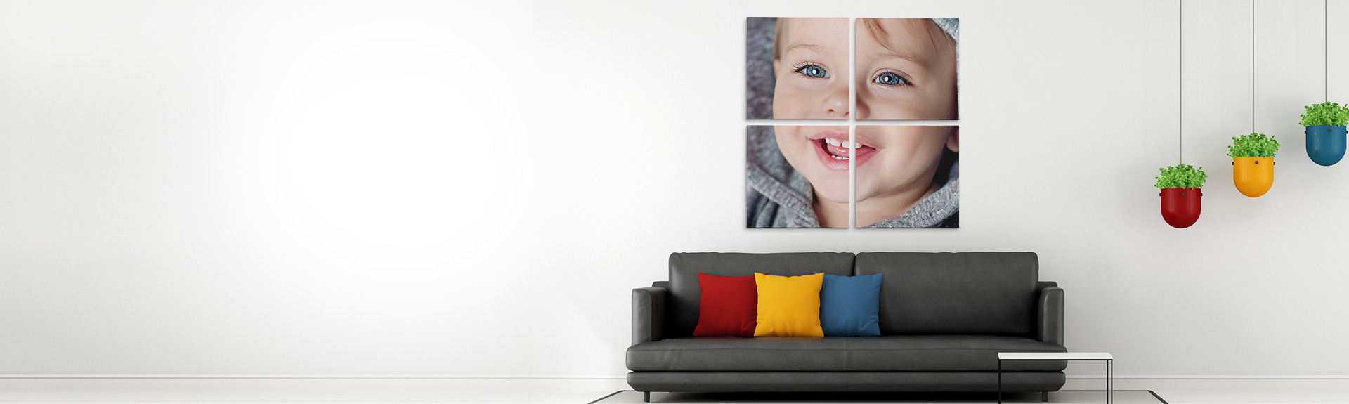 QUADRIPTYCH CANVAS PRINTS